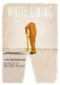 White Lining Film Poster