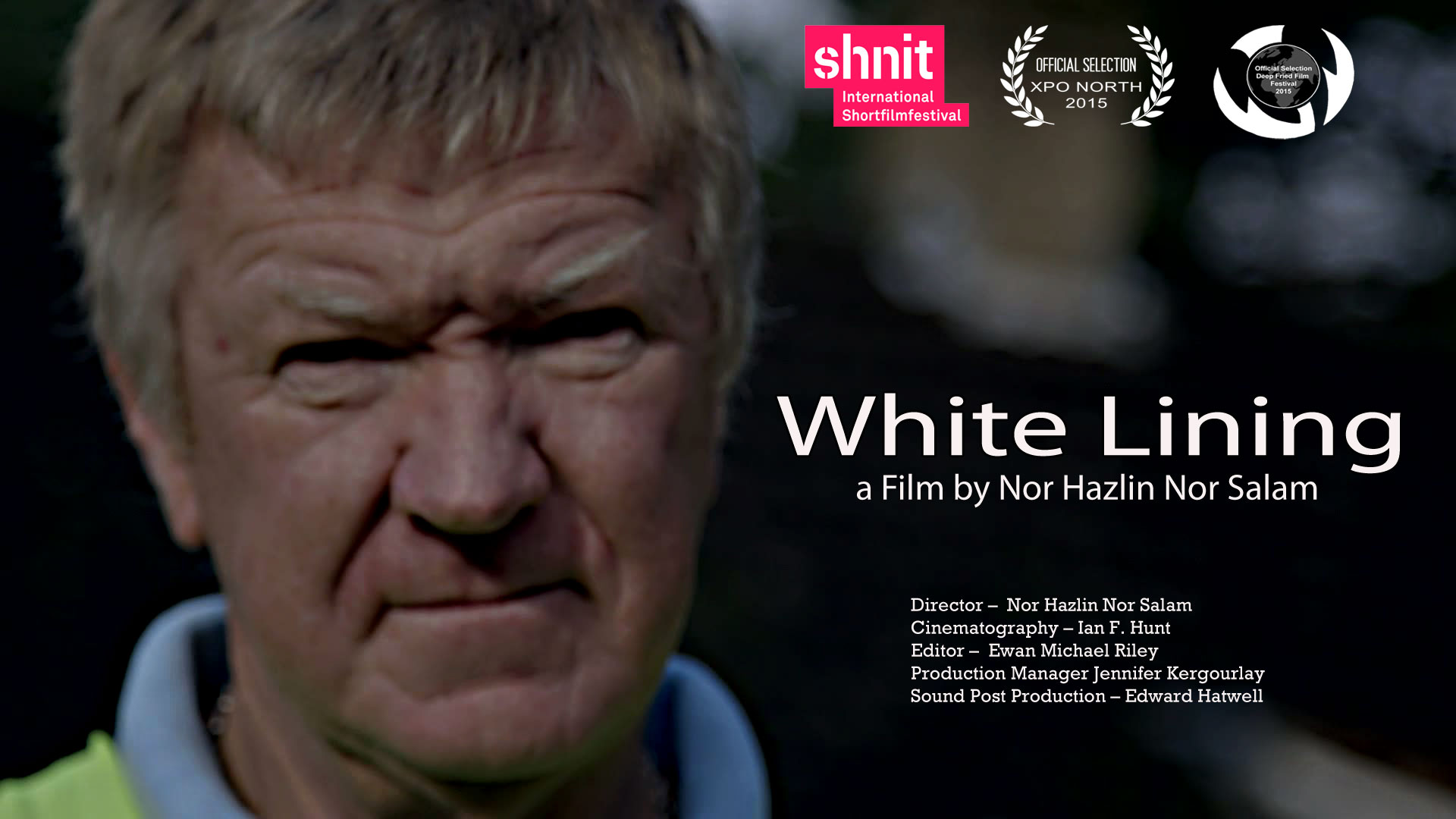Award winning short film White Lining
