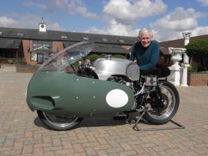 Sammy Miller Moto Guzzi V8