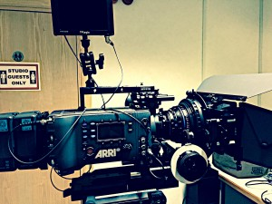 Arri Alexa 35mm lens fitted