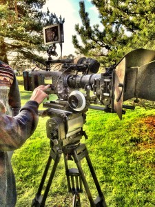 Arri Alexa on location
